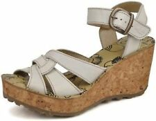 Fly London Women's 100% Leather Sandals