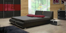 DOUBLE SIZE BED STORAGE BED WITH MATTRESS OTTOMAN BED 'IVA B'