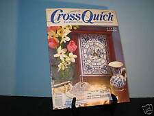 Cross Quick Aug/Sept 1989 First Anniversary Issue