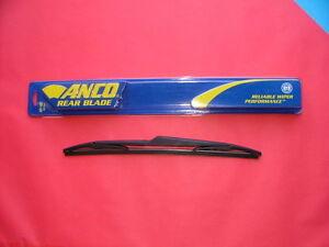 """2008-2011 Volvo C30 14"""" Anco Rear Wiper Blade"""