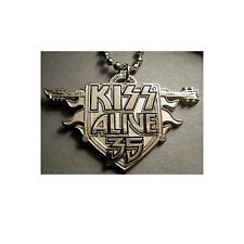 KISS Alive 35 Metal Necklace