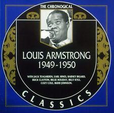 CD LOUIS ARMSTRONG - 1949-1950 , Chronogical Classics