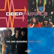 DEEP PURPLE (ROCK) - BBC SESSIONS 1968 - 1970 USED - VERY GOOD VINYL RECORD