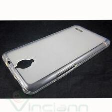 Custodia termoplastica bianco trasparente p Alcatel One Touch Idol 6030 cover