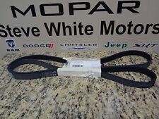 Dodge Sprinter New Drive Belt Serpentine With A/C Without Auto Temp Mopar Oem