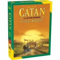 Catan: Cities & Knights - 5-6 Player EXTENSION - 5th Edition [Board Game] NEW