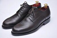 Prime Shoes BOSTON mens Brown Calf Derby formal shoes size 11,UK 11F/US 12D/EU45