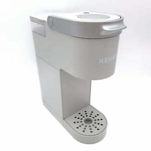 Keurig K Mini Single Serve Coffee Maker Brewer One Cup Grey Compact