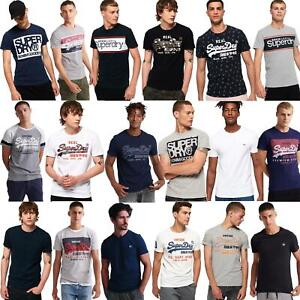 Superdry T-Shirt Tops - Assorted Styles