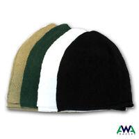 Men Skull Cap Muslim Islamic Prayer Hat Topi Kufi Head Wear Clothing Namaz Cap
