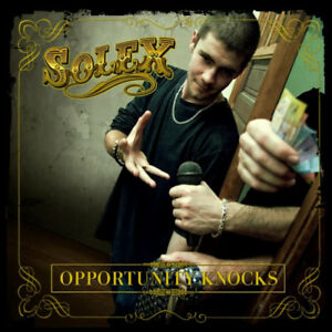 Solex : Opportunity Knocks (AUSSIE/OZ HIP-HOP) * Cover in poor condition