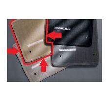 Fits Toyota Avalon 2005-2012 Carpet Floor Mats Ivory Genuine OEM PT206-07090-02