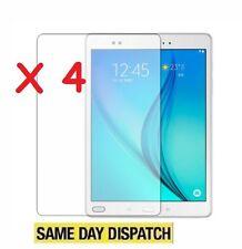 X4 Samsung Galaxy Tab A 9.7 T550 Transparent LCD écran protecteur couverture &