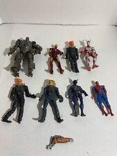 Disney Marvel figurine lot of 8