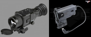 AGM Rattler TS25-384 Thermal Rifle Scope 384x288 (50Hz) 25mm, WiFi FREE Battery
