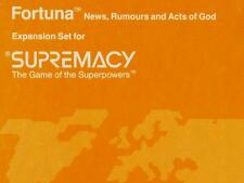Supremacy: Fortuna Expansion, High Quality Condition, Great 300+ Page Bonus!!