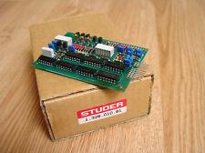 Studer  Revox A80 Logic PCB  1.328.010.81 NEW