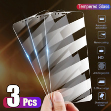 3 Pcs Shutter Proof Full Cover Tempered Glass Screen Protector For iPhones