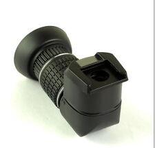 Nuevo Ángulo Recto Visor Visor 1X-2.0X Para Nikon Canon..