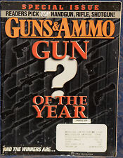 Magazine GUNS & AMMO March 1999 !!! BERETTA Silver Mallard 20 Gauge SHOTGUN !!!