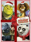 DreamWorks Holiday Collection (DVD)How to Train Dragons Kung Fu Panda Madagascar