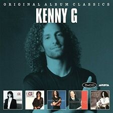 KENNY G - ORIGINAL ALBUM CLASSICS 5 CD NEUF