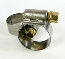 """Breeze 10 Pack 9210 Aero-Seal Liner Clamps 9/16"""" - 1-1/16"""" (14mm-27mm)"""