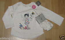 BNWT NEXT Baby Girl's Size 12-18 Months (up to 86cm) Fairy Top And Tight Set
