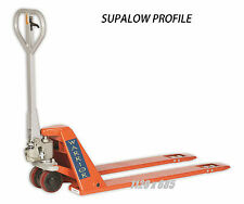 New SUPA Low Profile <WIDE> Hand Pallet Truck * Price included VAT & Delivery*