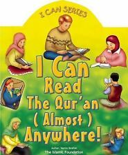 I Can Read the Qur'an Anywhere! by Yasmin Ibrahim 2010, Board Islamic,Kid's,Book