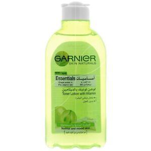 GARNIER Essentials Lotion Tonique 200ml  * Envoi Rapide en Suivi * 3600540787675