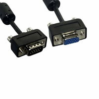 6 Feet S-Video Mini Din 4Pin MDIN4 RCA RW Audio Red//White Cable for TV PC MAC AV