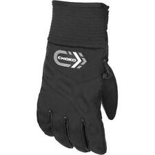 NEW Choko 2552 Black Mountain Nylon Leather Gloves - size XXL
