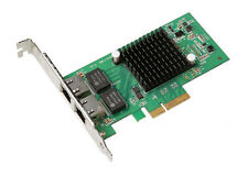 INTEL i350-AM2 Dual Port Gigabit PCI-e Network Server Adapter i350-T2 1000Mbps