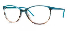 Damen Lesebrille Brille Kunststoff türkis braun 1,0 1,5 2,0 2,5 3,0 Neu