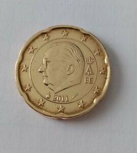 20 Cent Belgique 2011, 2e Série