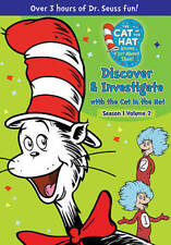 Cat in the Hat: Discover & Investigate With Cat in by Martin Short