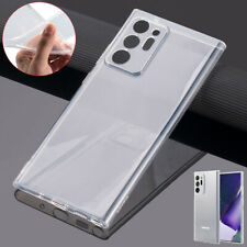 For Samsung Galaxy Note 20 Ultra Case Slim TPU Shockproof Cover Camera Protector