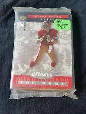 1994 Collectors Choice Crash the Game 30 Card Complete  set Silver