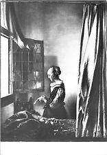 B67175 Germany Dresden art reproduction Jan Vermeer van Delft   postcard
