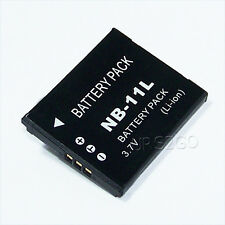 680mAh Replacement NB-11L NB11L Battery for Canon PowerShot IXUS 125 HS Camera