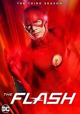 Flash Season 3 [2017] (DVD)