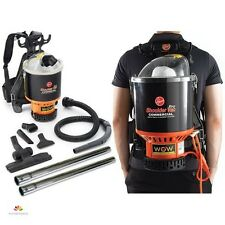 Industrial Vacuum Cleaner Best Commercial Bagless Lightweight With Hose Backpack