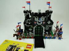Lego Castle 6085 Black Monarch´s Castle komplett mit Anleitung OBA Burg Ritter