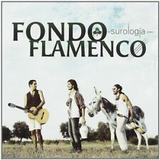 Surologia : Fondo Flamenco - Album CD