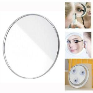 10-Fach Vergrösserungsspiegel mit Saugnapf ø 15 cm / schminken kosmetikspiegel