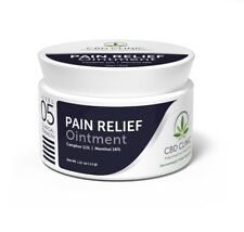 C B D Pro Clinic Level 5 Pain Relief Ointment 1.55OZ. (44G) Joint & Muscle