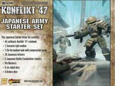 Esercito giapponese Starter Set-konflikt'47-WARLORD GAMES -