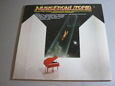 Music From Utopia-Yello/ Laurie Anderson/ Jade Warrior-2XLP 1985 Made In Germany