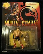 Mortal Kombat Johnny Cage Action Figure by Hasbro